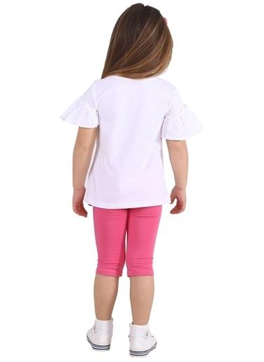 Silversun Kids Kız Çocuk Tayt - Tc 218780 Pembe